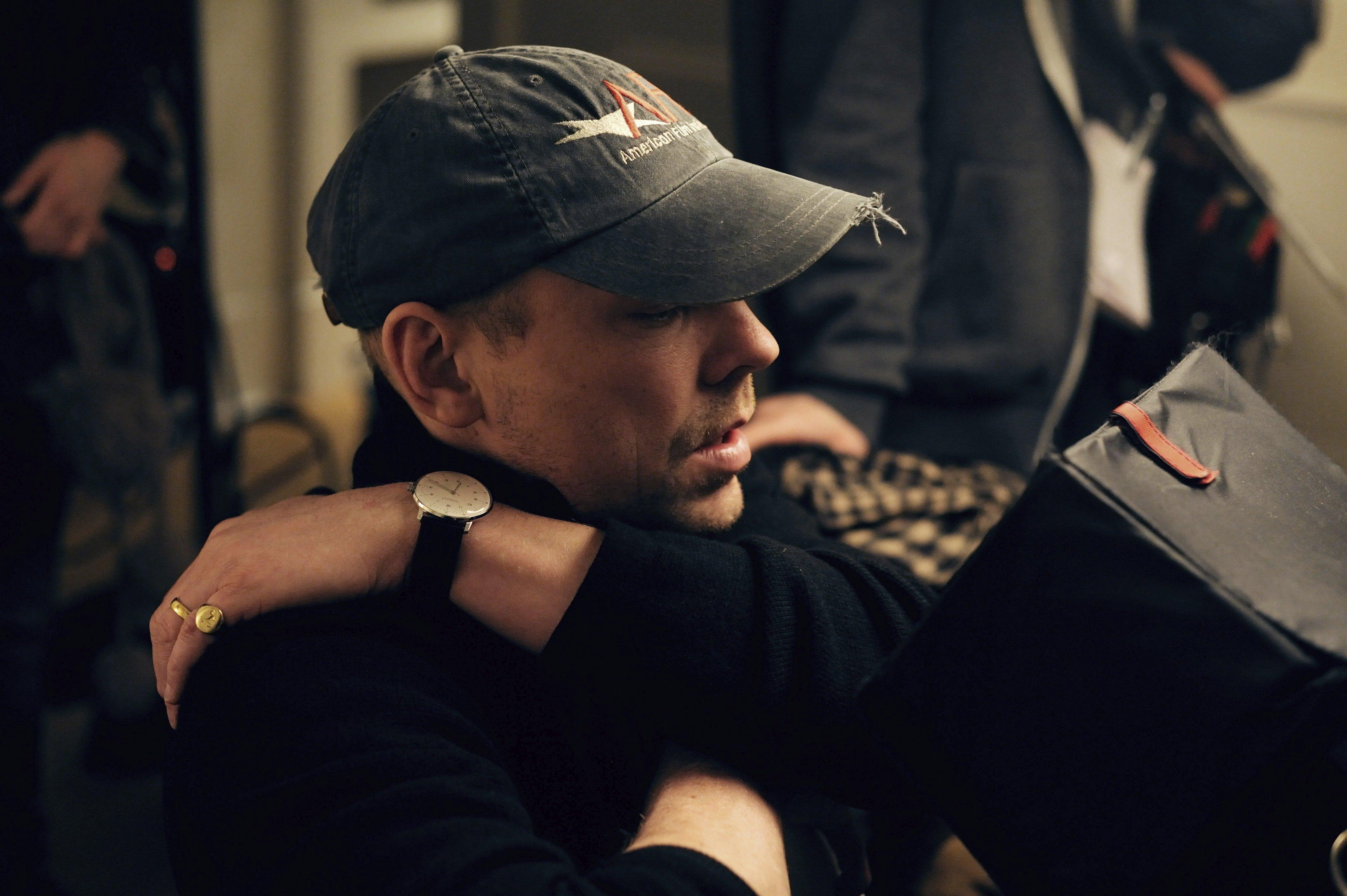 Behind the Scenes - Love/Me/Do Writer/Director - Martin Stitt