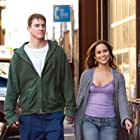 Channing Tatum and Zulay Henao in Fighting (2009)