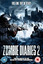 Zombie Diaries 2 Poster