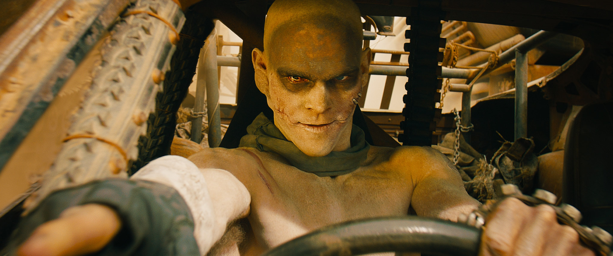 Josh Helman in Mad Max: Fury Road (2015)