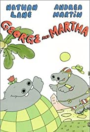 George and Martha Poster - TV Show Forum, Cast, Reviews