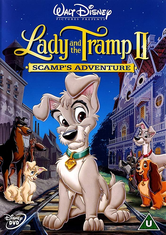 Lady And The Tramp Ii Scamp S Adventure 2001