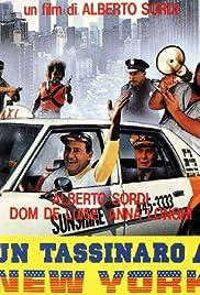 Un tassinaro a New York(1987) Poster - Movie Forum, Cast, Reviews