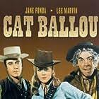 Jane Fonda, Lee Marvin, and Michael Callan in Cat Ballou (1965)