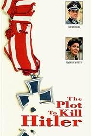 Brad Davis and Madolyn Smith Osborne in The Plot to Kill Hitler (1990)