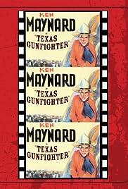 Texas Gun Fighter Poster