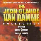 Jean-Claude Van Damme in Cyborg (1989)