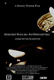 Margaret Sinclair: An Ordinary Girl Poster
