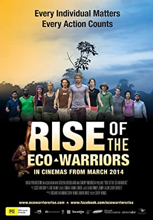 Where to stream Rise of the Eco-Warriors