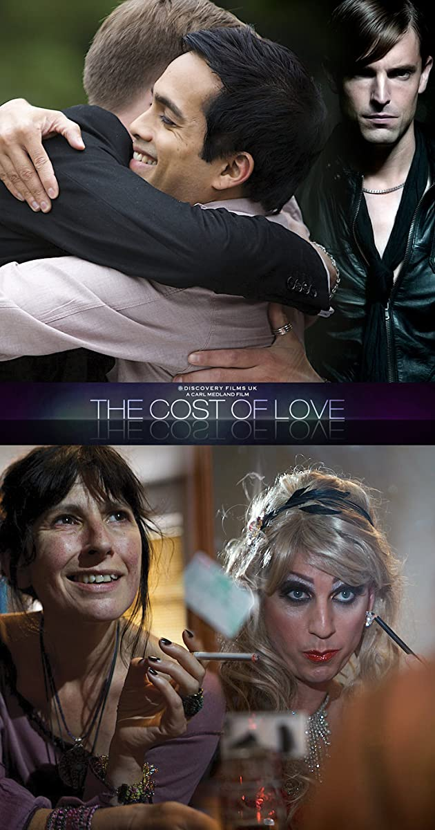 Subtitle of The Cost of Love