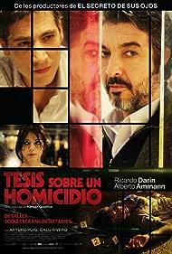 Ricardo Darín, Calu Rivero, and Alberto Ammann in Tesis sobre un homicidio (2013)