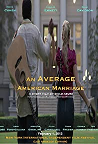 Primary photo for An Average American Marriage