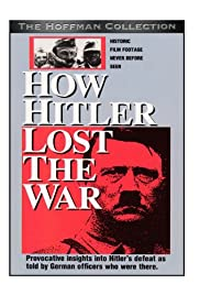 How Hitler Lost the War Poster