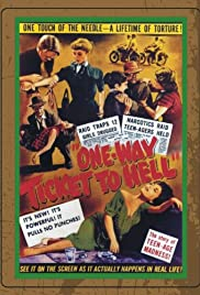 One Way Ticket to Hell Poster