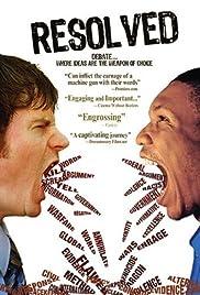Resolved(2007) Poster - Movie Forum, Cast, Reviews