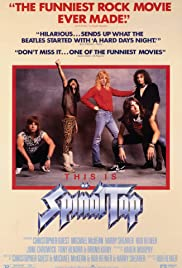 This Is Spinal Tap (1984) Poster - Movie Forum, Cast, Reviews