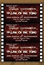 The Law of the Tong