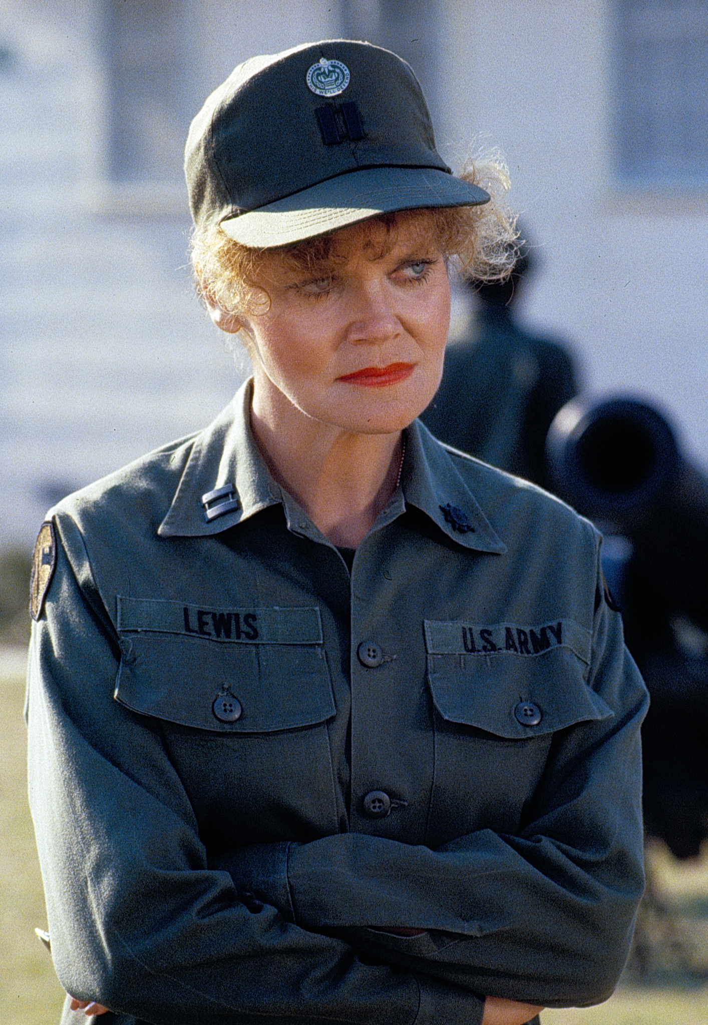 Eileen Brennan at an event for Private Benjamin (1981)