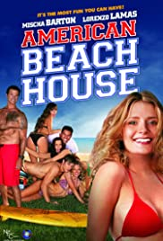American Beach House Poster