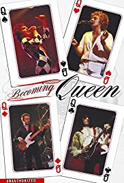 Becoming Queen Poster