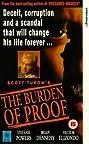 The Burden of Proof (1992) Poster