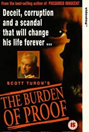 The Burden of Proof(1992) Poster - Movie Forum, Cast, Reviews