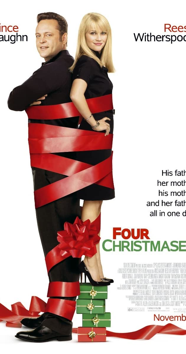 Subtitle of Four Christmases