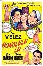 Honolulu Lu (1941) Poster