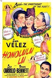 Honolulu Lu Poster