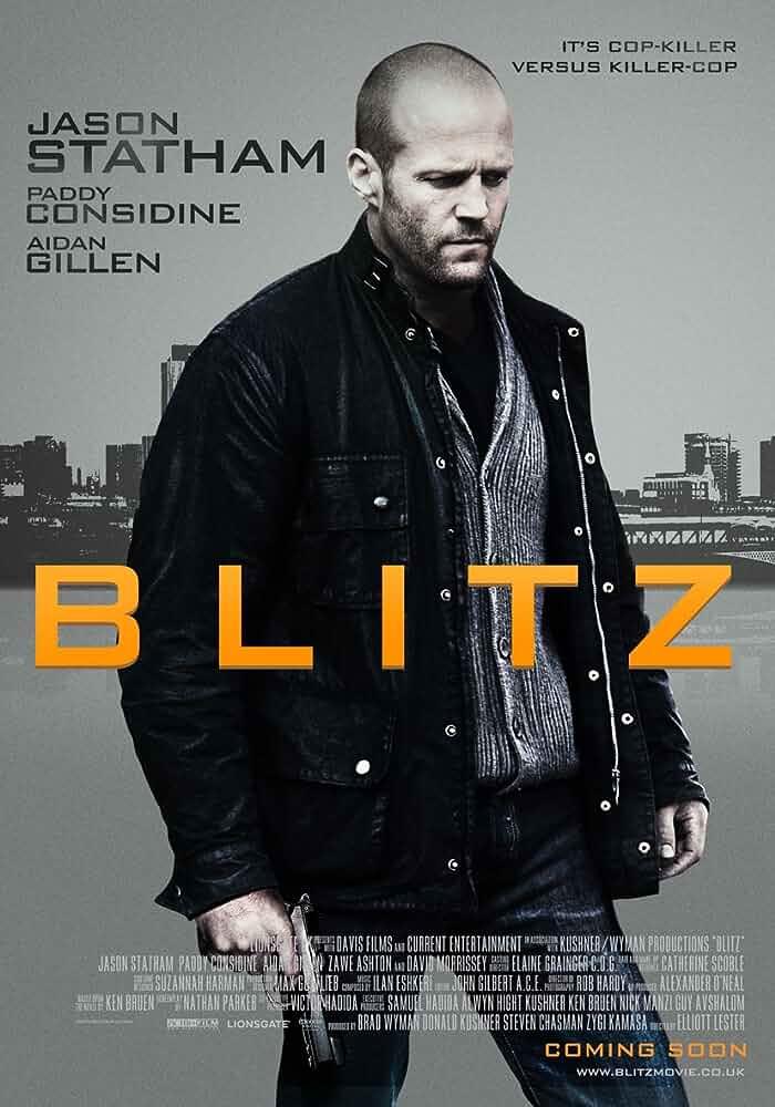 Blitz (2011) BluRay [Hindi – English] x264 AAC ESub