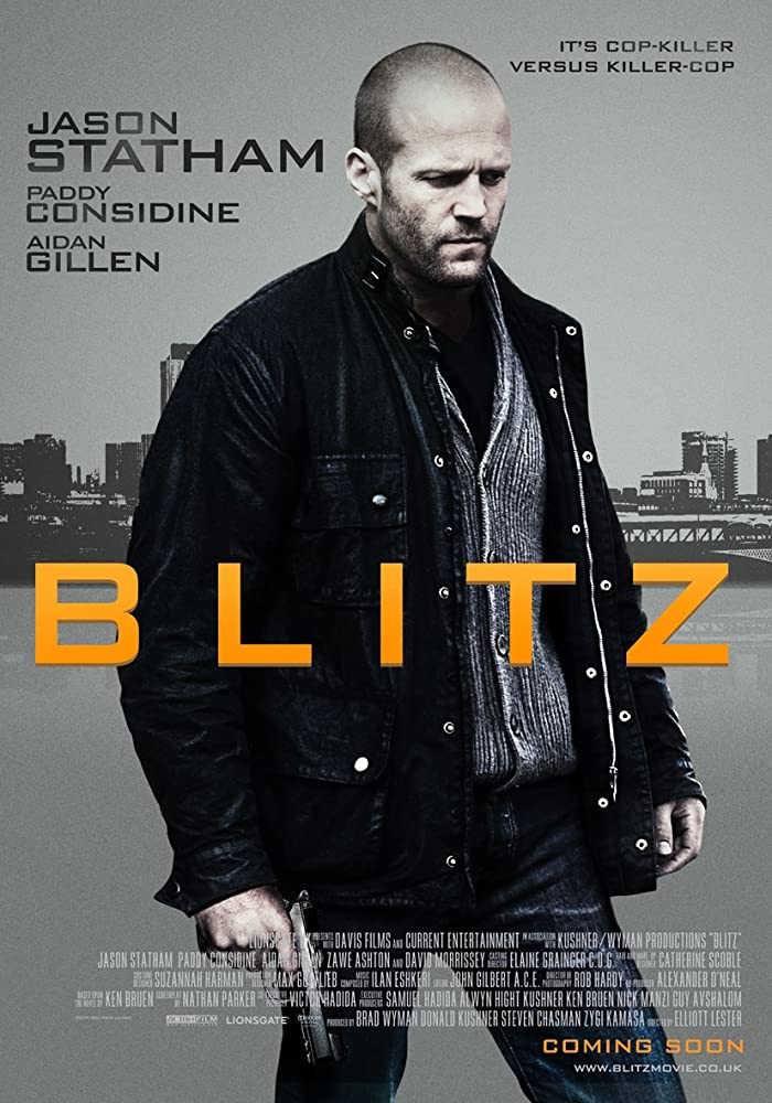 Blitz Hindi Dubbed Hollywood Movie Watch online Action