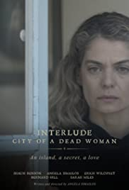 Interlude City of a Dead Woman Poster