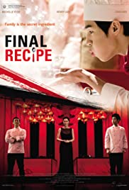 Final Recipe Poster
