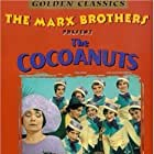 Groucho Marx, Margaret Dumont, Chico Marx, Harpo Marx, Zeppo Marx, Allan K. Foster Girls, and The Marx Brothers in The Cocoanuts (1929)