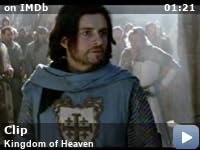 Kingdom Of Heaven 2005 Imdb