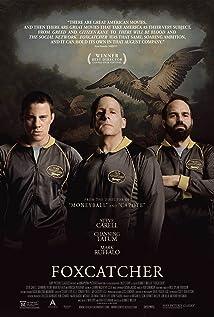 Foxcatcher (2014)