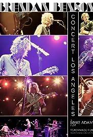 Brendan Benson Concert Los Angeles Poster
