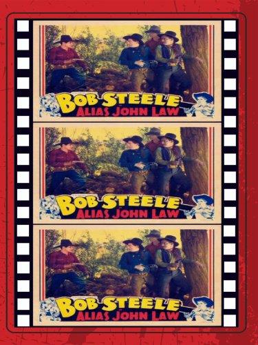 Steve Clark and Bob Steele in Alias John Law (1935)