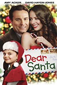 Amy Acker, David Haydn-Jones, and Emma Duke in Dear Santa (2011)