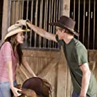 Lucas Till and Miley Cyrus in Hannah Montana: The Movie (2009)