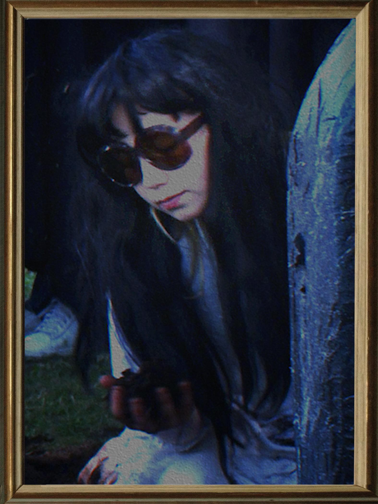 BINETA HANSEN as Lena-Barbara & Mini-Yoko Ono