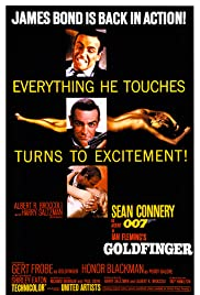 James Bond: Goldfinger (1964) 1080p