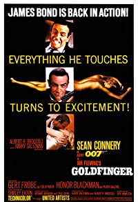 Primary photo for Goldfinger
