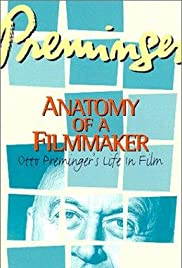 Preminger: Anatomy of a Filmmaker Poster