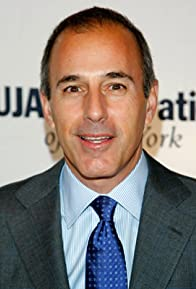 Primary photo for Matt Lauer