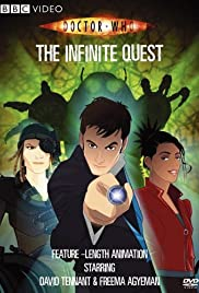 Doctor Who: The Infinite Quest Poster