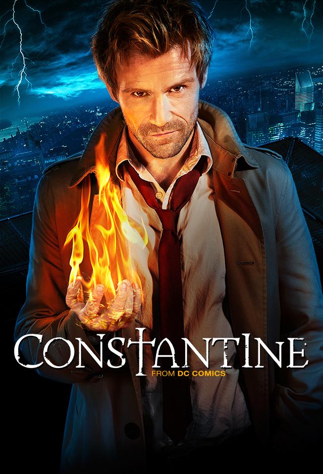 Constantine Season 1 COMPLETE BluRay 480p, 720p & 1080p