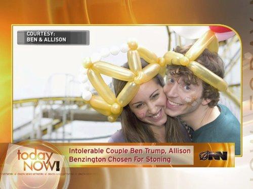 Karen Summerton and Graham Kurtz in The Onion News Network (2011)