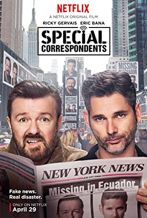 Permalink to Movie Special Correspondents (2016)