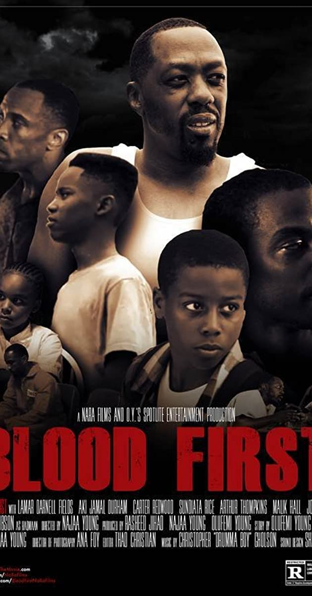 Subtitle of Blood First